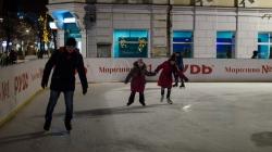 Ковзанку на Михайлівській відвідали понад 5 тисяч житомирян та гостей міста