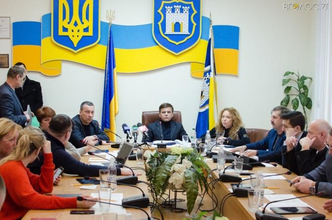 Депутати Житомирської міськради замінили одного члена виконкому іншим