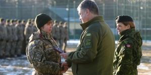 Порошенко нагородив жительку Житомирщини орденом «За мужність»