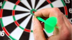 У Новограді проведуть турнір з дартсу для молоді