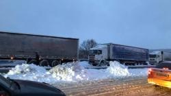 Через заборону в'їзду вантажівкам до столиці, на Житомирщині створили схеми об'їзду