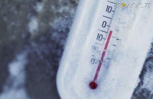 У Хорошівському районі на смерть замерз 31-річний чоловік
