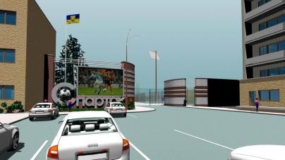 У Житомирі обіцяють провести реконструкцію стадіона «Спартак» за 30 мільйонів (ФОТО)
