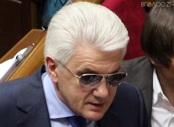 Нардеп Литвин придбав у банку облігацій на понад півтора мільйона