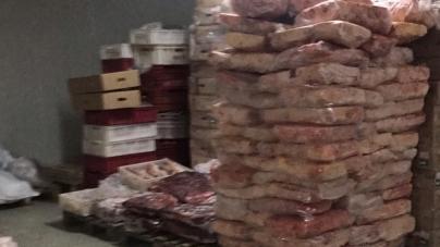 У дитсадках і лікарнях Житомирщини СБУ виявила м'ясо із хімікатами (ВІДЕО)