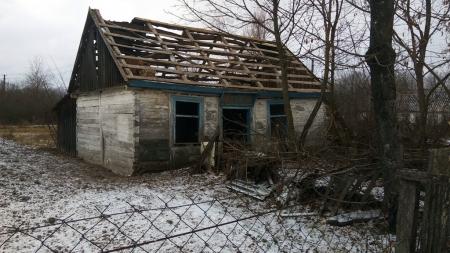 Ємільчинський район: як «живе» малолюдне село Антонівка (ФОТО)