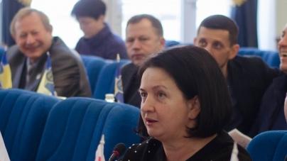 Депутатів районних рад змушують передати повноваження міській раді, – Любов Цимбалюк