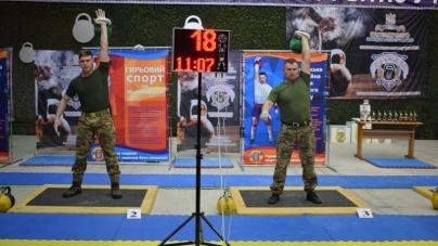 У Житомирі відбулися всеармійські змагання (ФОТО)