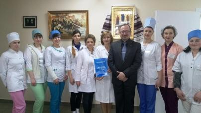 Два відділення обласної лікарні підтвердили свою першість «у бездоганній чистоті та стерильності»