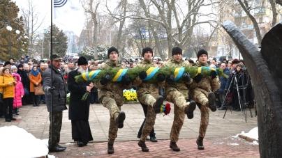 У Житомирі вшанували пам'ять учасників бойових дій на території інших держав (ФОТО)
