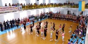 У Житомирі стартували всеукраїнські змагання зі спортивній аеробіки (ФОТО)