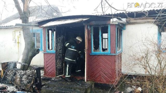 93-річна жінка та її син загинули під час пожежі у власному будинку у Баранівці