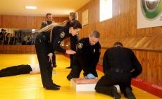 У Житомирі відкрили спорткомплекс для тренування поліцейських