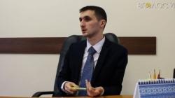 Заступник мера Житомира Дмитро Ткачук спростував свою заяву на звільнення