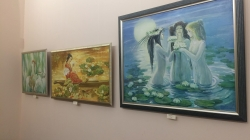 У Житомирі до Дня закоханих відкрили виставку «П'ята пора року» (ФОТО)