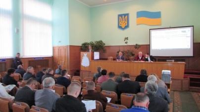 Депутати Житомирської райради просять нагородити грамотою свого голову