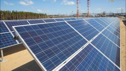 У Житомирі оголосили тендер на закупівлю обладнання для сонячної електростанції