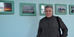 У Житомирській міськраді відкрили фотовиставку подій Майдану