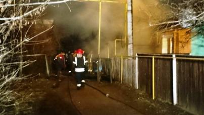Під час пожежі у Коростені рятувальники знайшли тіло пенсіонера