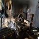 У Коростишеві під час пожежі загинула 77-річна жінка