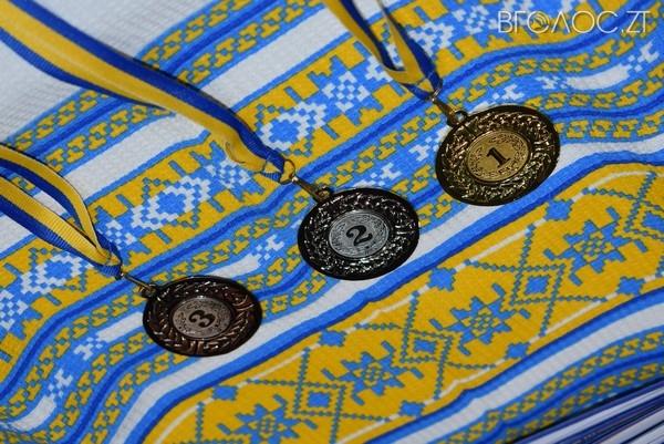 Три медалі на чемпіонаті України завоювали легкоатлети з Житомирщини серед спортсменів з інвалідністю (ФОТО)