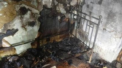 Під час пожежі у Малинському районі рятувальники знайшли тіло пенсіонера