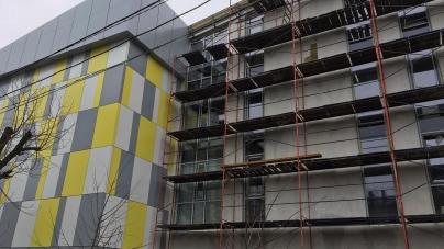60 млн: вартість будівництва нового корпусу гімназії №3 зросла у два рази