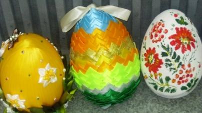 Михайлівську до Великодня прикрасять дитячими виробами (ФОТО)