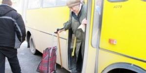 У Житомирі пільговики мають право на безкоштовний проїзд у міських маршрутках без обмежень у часі
