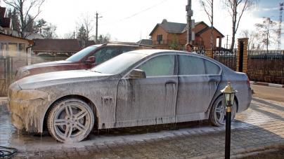 Обленерго заплатить підприємцю 70 тисяч за миття машин