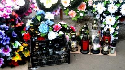 Перед Великоднем у Житомирі встановлять тимчасові майданчики для торгівлі вінками