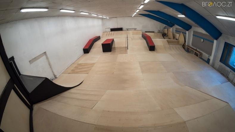 Житомиряни просять міськраду створити критий скейт-парк для молоді
