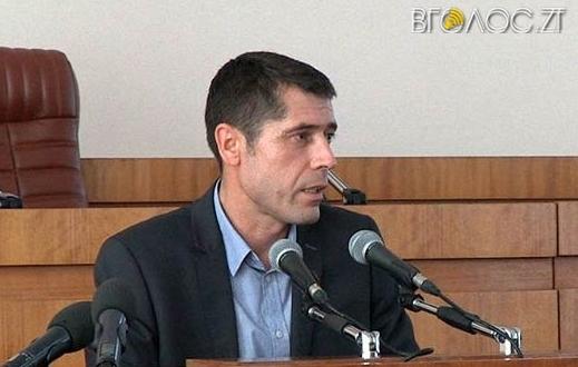 Екс-заступник колишнього губернатора очолив Коростишівську райдержадміністрацію