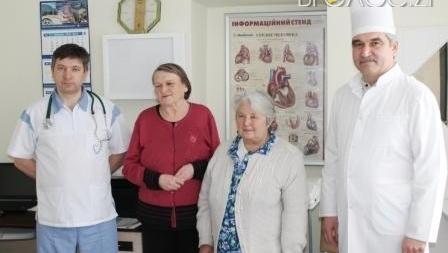 В обласній лікарні вперше провели дві унікальні операції на серці