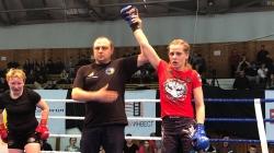 Найсильніша: житомирянка стала чемпіонкою України зі змішаних єдиноборств ММА