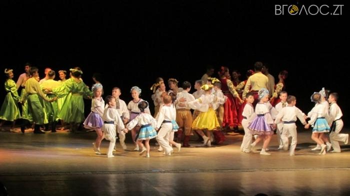 Понад 2 тисяч дітей змагалися в обласному конкурсі «У ритмі танцю»