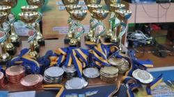 У Житомирі відбувся Чемпіонат та Кубок України з гирьового спорту(ФОТО)