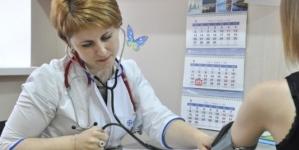 Майже 13 тисяч жителів області підписали декларації із сімейними лікарями
