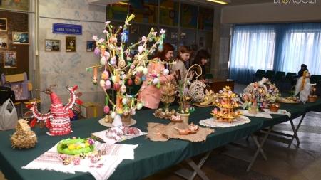 Понад 80 дітей з усієї області представили свої роботи на конкурсі великодніх писанок