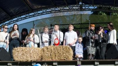 Великдень: священнослужителі різних конфесій та житомиряни взяли участь у спільній молитві (ФОТО)