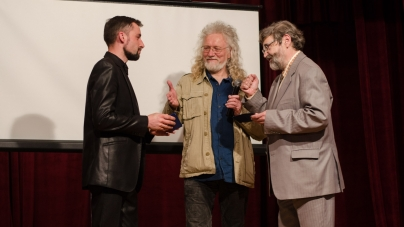 У Житомирі стартував триденний кінофестиваль «Пілігрим» (ФОТО)