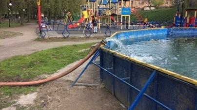 У Бердичеві до травня перевірять атракціони у місцевому парку
