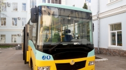 Представники Чернігівського автозаводу презентували Житомирській міськраді свої автобуси
