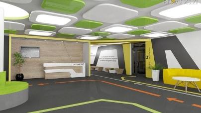 Дизайн гімназії №3 у Житомирі замість харків'янина робитиме місцева фірма