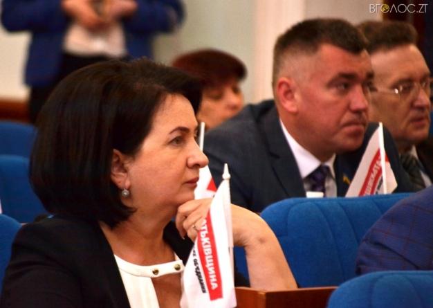 Любов Цимбалюк попросила депутатів знайти кошти у бюджеті на доплату вихователям дитсадків (ОНОВЛЕНО)