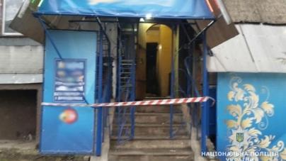 У Малинському лотерейному закладі стався вибух. У приміщенні знаходилися люди