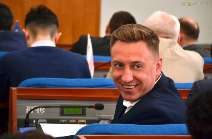 Голова президентської фракції в Житомирській міськраді живе лише за рахунок дивідендів