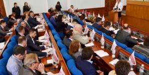 У Житомирській міськраді створили депутатську групу політсили кума Путіна