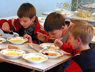 Житомиряни просять міськраду відновити безкоштовне харчування дітей-чорнобильців