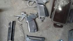 У житомирській квартирі знайшли зброю, викрадену на Донеччині під час подій 2014 року